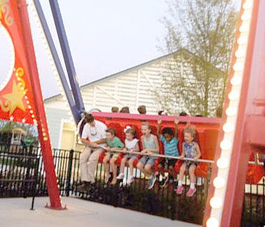 Riders on the Swingin' Fun