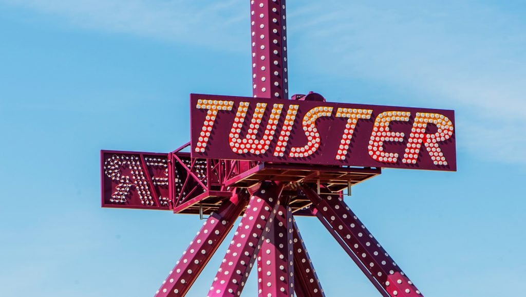 The Twister sign