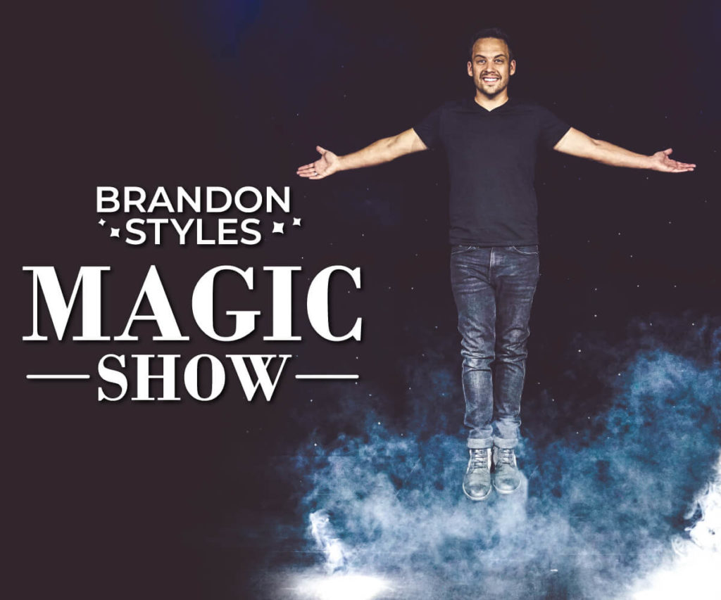 Brandon Styles Magic Show