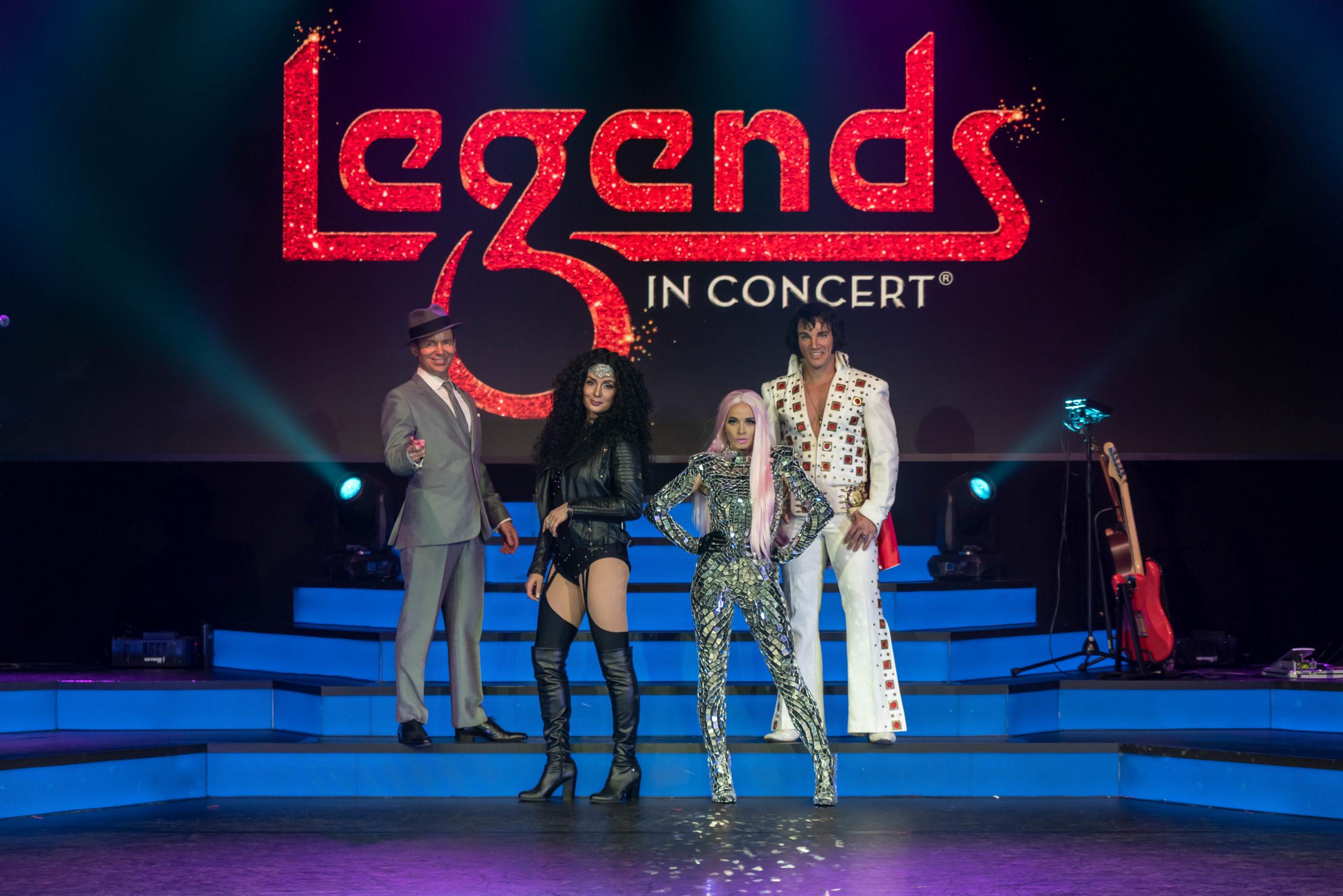 Legends In Concert Christmas Show 2021